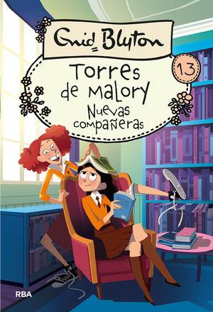 TORRES DE MALORY. 13. NUEVAS COMPAÑERAS