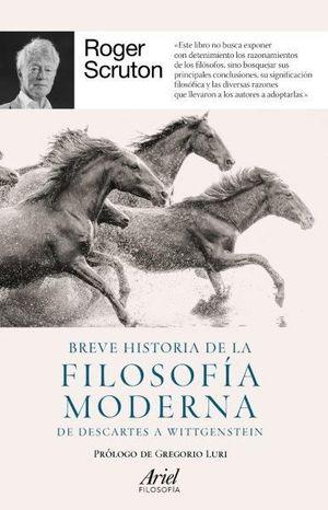 BREVE HISTORIA DE LA FILOSOF¡A MODERNA