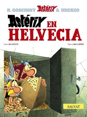ASTERIX EN HELVECIA N.16