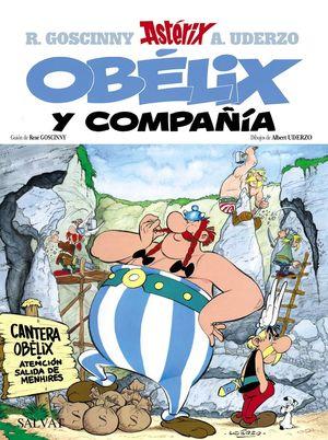 ASTERIX OBELIX Y COMPAÑIA N.23