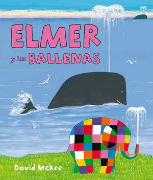 ELMER Y LAS BALLENAS.PRIM.LECTUR