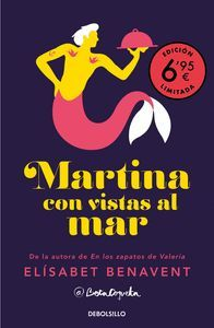 MARTINA CON VISTAS AL MAR (EDICION LIMITADA A PRECIO ESPECIAL)