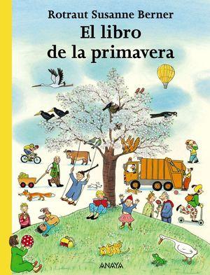 LIBRO DE LA PRIMAVERA. ANAYA