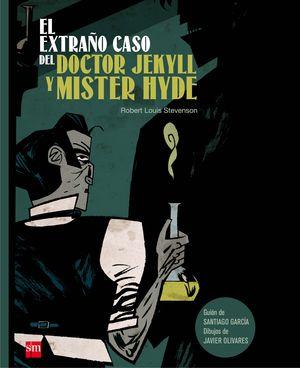 EXTRAÑO CASO DR.JEKYLL.COMIC.SM