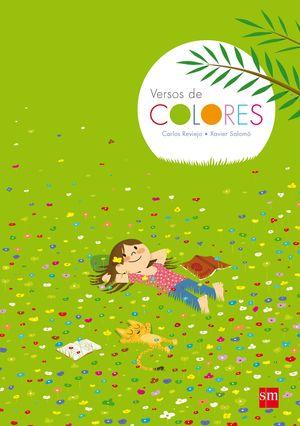 VERSOS DE COLORES. SM