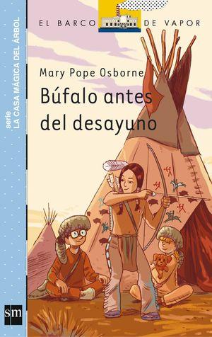 BUFALO ANTES DEL DESAYUNO