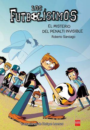 MISTERIO PENALTI.FUTBOLISIMOS 7.