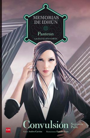 MIDC.COMIC IDHUN.PANTEON CONVULS.2¦PARTE