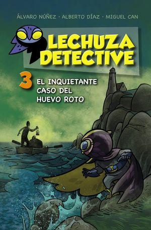 LECHUZA DETECTIVE 3,INQUIET.ANAY
