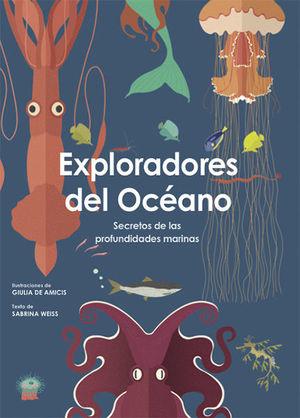 EXPLORADORES DEL OCEANO
