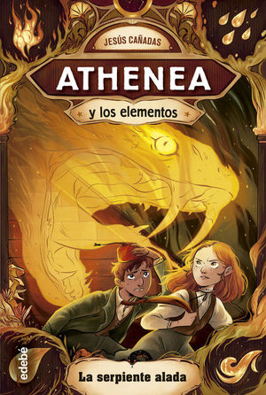 ATHENEA Y LOS ELEMENTOS 3 LA SERPIENTE ALADA