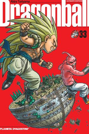 05DRAGON BALL Nº33/34