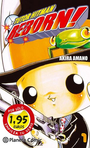 MM TUTOR HITMAN REBORN Nº01 1,95