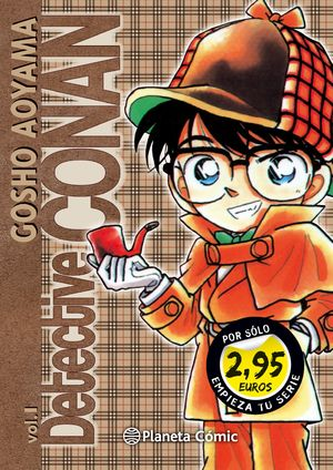 MM DETECTIVE CONAN Nº01 2,95