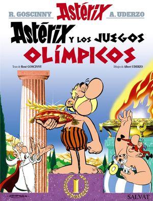 ASTERIX Y LOS JUEGOS OLIMPICOS Nº12
