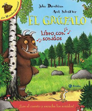 EL GRÚFALO. LIBRO SONIDO