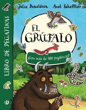 EL GRUFALO. LIBRO DE PEGATINAS