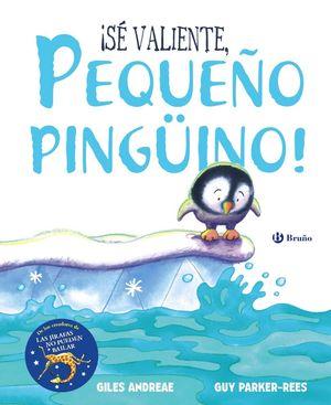 ISE VALIENTE, PEQUEÑO PINGUINO!