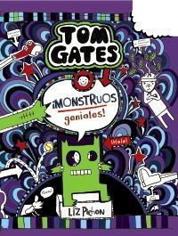 TOM GATES: MONSTRUOS GENIALES