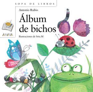 ALBUM DE BICHOS. ANAYA