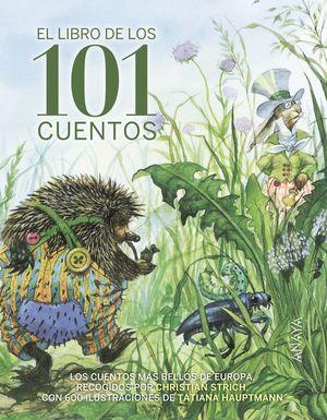 EL LIBRO DE 101 CUENTOS