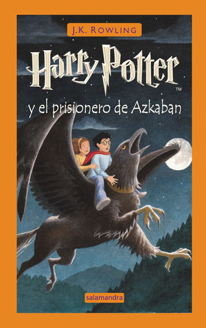 HARRY POTTER III EL PRISIONERO AZKABAN