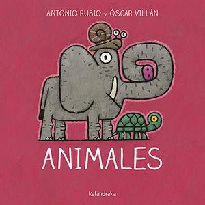 DE LA CUNA A LA LUNA: ANIMALES