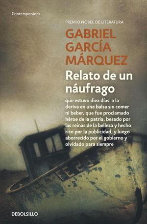 RELATO DE UN NAUFRAGO.CONTEMP.DE