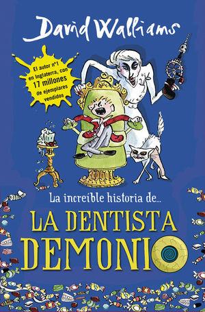 INCREIBLE HISTORIA DE LA DENTISTA DEMONIO
