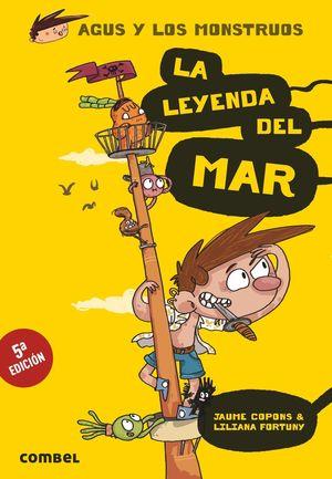 LA LEYENDA DEL MAR (AGUS Y LOS MONSTRUOS)