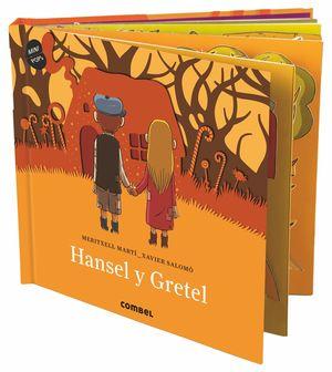 HANSEL Y GRETEL. MINIPOPS. COMBE
