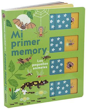 PRIMER MEMORY. LOS PEQUEÑOS ANIMALES