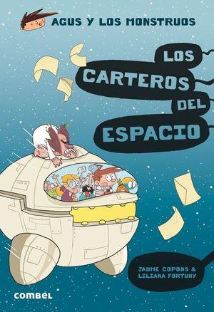 LOS CARTEROS DEL ESPACIO. AGUS