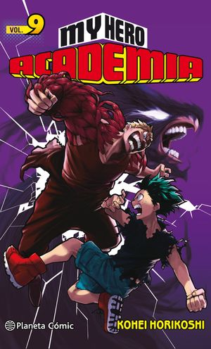 MY HERO ACADEMIA Nº 09