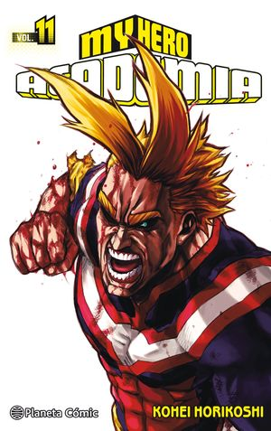 MY HERO ACADEMIA Nº11