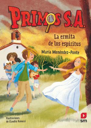 PRIMOS 3. LA ERMITA DE LOS ESPÍRITUS
