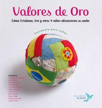 VALORES DE ORO.PALABRAS ALADA