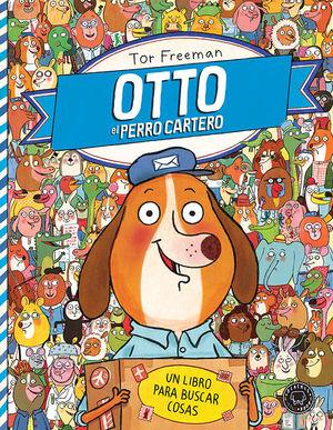 OTTO EL PERRO CARTERO.