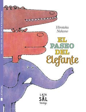 EL PASEO DEL ELEFANTE.LATA D SAL