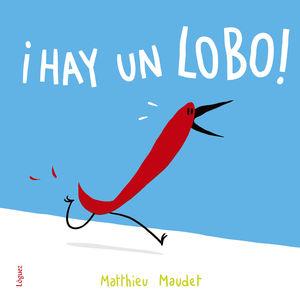 HAY UN LOBO!. LOGUEZ