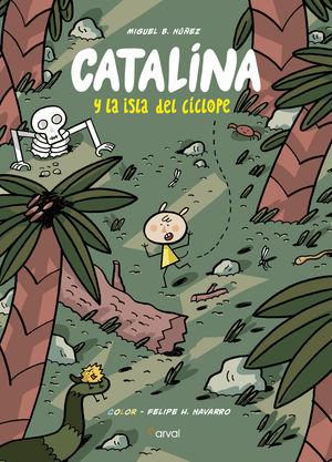 CATALINA Y LA ISLA DE CÍCLOPE