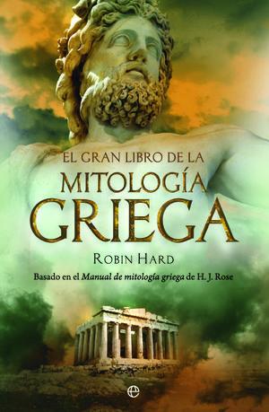 GRAN LIBRO MITOLOGIA GRIEGA (RTCA)