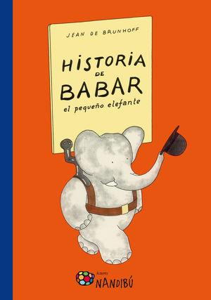HISTORIA DE BABAR EL PEQUEÑO ELEFANTE