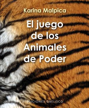 JUEGO DE LOS ANIMALES DE PODER,EL + CARTAS