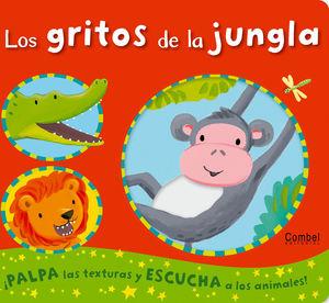 GRITOS DE LA JUNGLA.COMBEL
