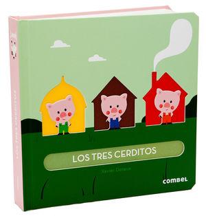 LOS TRES CERDITOS (CARTONE).