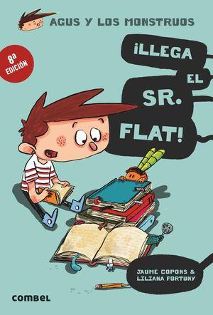 AGUS ¡LLEGA EL SR. FLAT!  COMBEL