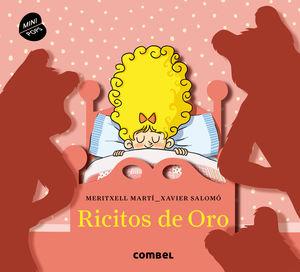 RICITOS DE ORO MINIPOPS