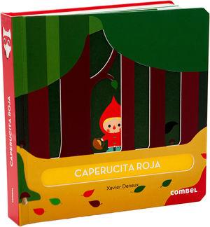 CAPERUCITA ROJA (CARTONE)