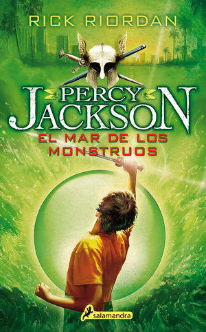 PERCY JACKSON II MAR DE LOS MONSTRUOS